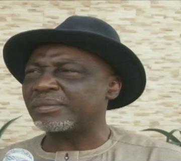 Abba Moro. Interior Minister in Nigeria.