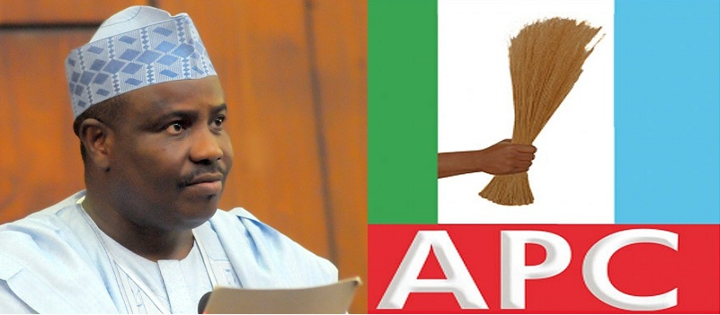 Tambuwal Leaves PDP, Joins APC