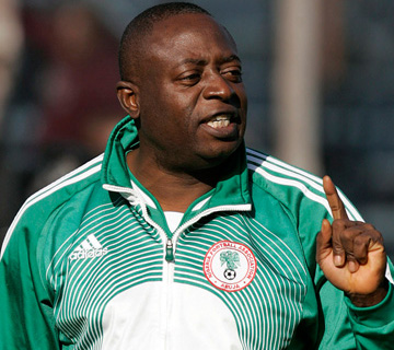 Keshi Should Be Allowed To Complete AFCON 2015 Qualifiers, Amodu Tells NFF