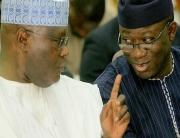 Atiku Abubakar and kayode Fayemi.