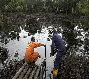 Rights Activists Want Shell To Pay Compensation Over Bonga Spill