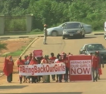 Court Bars Police From Stopping #BringBackOurGirls Protest