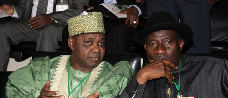 Eid-El-Kabir: Sambo, Ministers Pay Homage To Jonathan