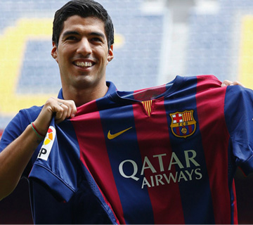 El Clasico: Suarez Completes Barcelona's Attacking Options