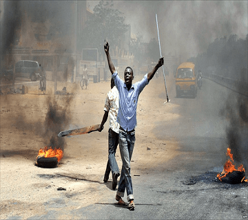 Post-Election Violence Victims Lament Government's Neglect