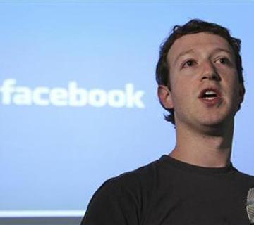 Facebook Founder Zuckerberg To Donate $25Million To Combat Ebola
