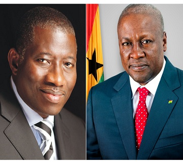Nigeria, Ghana Leaders Discuss Nigeria's Security And Ebola Containment Efforts