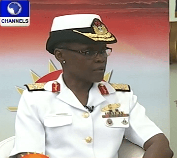 Most Senior Female Military Officer Speaks On Gender Issues In Military