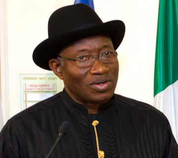 Jonathan Flags Off Green Wall Project, Commissions New Kebbi Airport