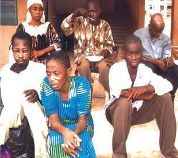 Lagos Deportees