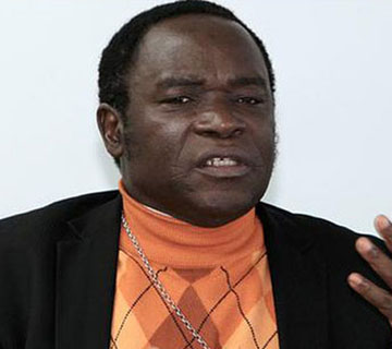 The National Peace Committee will not wrap up its work following Nigeria's successful transition from one government to another. - Nigeria-Bishop-Kukah