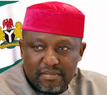PVC Distribution: Okorocha And Deputy Ask INEC For Extension