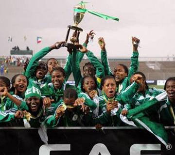 President Jonathan To Host Victorious Super Falcons On Wednesday
