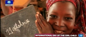 International Day of the Girl Child.