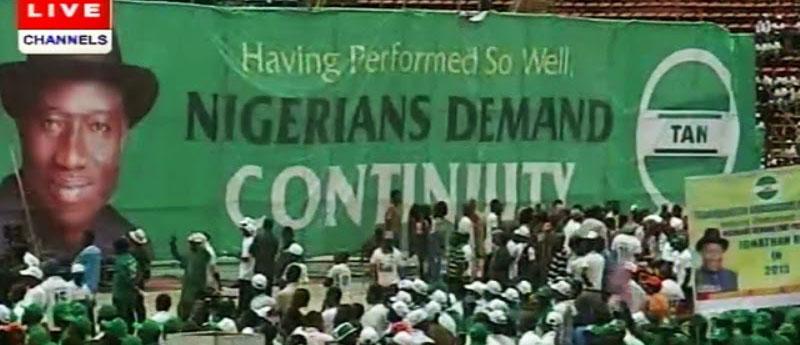 Transformation Ambassadors Gather 17Million Signatures For Jonathan