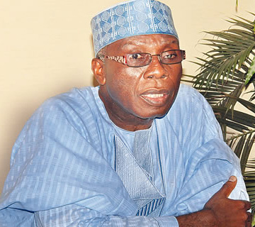 Audu Ogbeh Apologises To 'Bring Back Our Girls' Campaigners