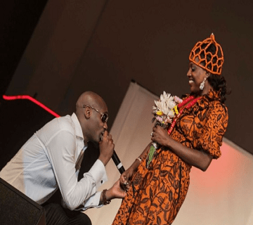 2Face Stages Surprise 30th B'Day Homecoming For Annie