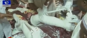 a victim of Kano mosque suicide bombing