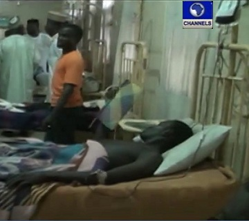 Victim Of Kano Emir Mosque Attack Says Bombs 'Remotely Detonated'