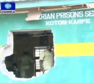 Prison Break, Kogi Prison