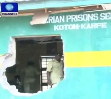 Police Rearrests Kogi Prison Break Escapee