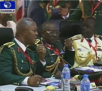 Nigeria Reviewing National Defence Policy To Tackle Terrorism