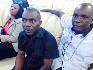 Channels Camera man and other journalists freed by abductors.