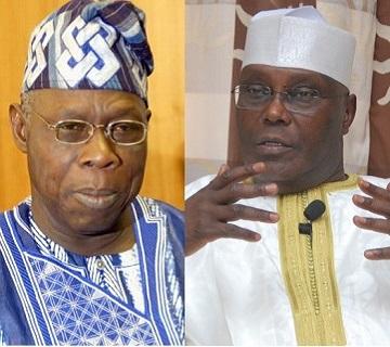 Atiku, Obasanjo Hold Closed Door Meeting