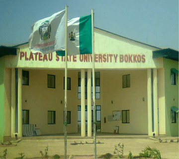 400L Plateau State University Students Protest Non Accreditation Of Courses