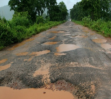 Image result for Bad roads in Ondo