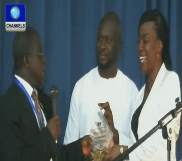 NIMR Recognises Channels Television On Ebola Awareness