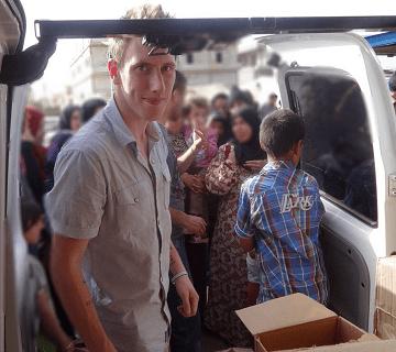 ISIS Beheads American Hostage,  Peter Kassig