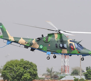 Military Denies Helicopter Crash