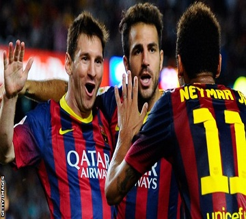 Barcelona Not Allowed To Sign Any Players In 2015