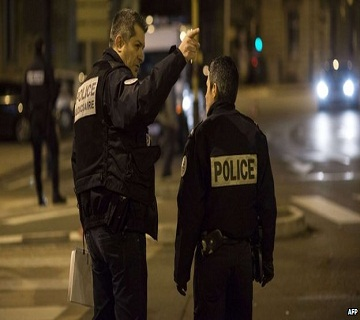 11 Injured As Driver Rams Vehicle Into Pedestrians In Dijon, France