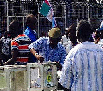 APC Lagos Primaries: Accreditation Commences Four Hours Behind Schedule