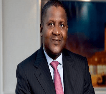 Aliko Dangote Is Forbes Africa's Person Of The Year 2014