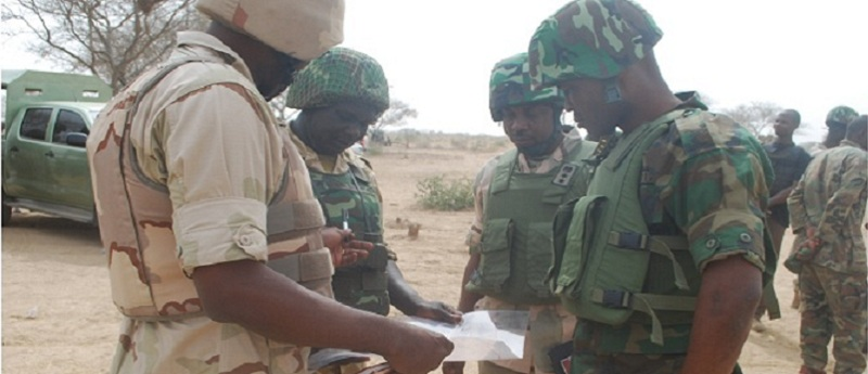 Armed Forces Working Hard To Improve Security In North-east – Jonathan