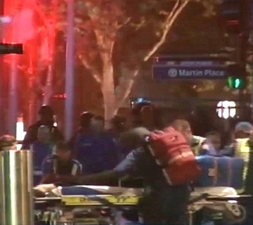 Three Dead As Police Storm Sydney Cafe To End Hostage Siege