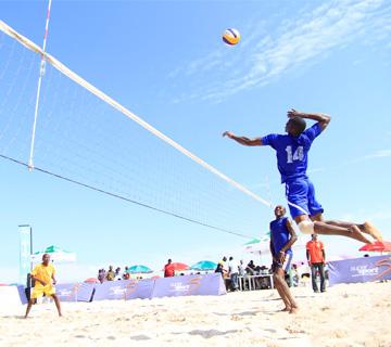 NIS Win 2014 Beach Volleyball Championship