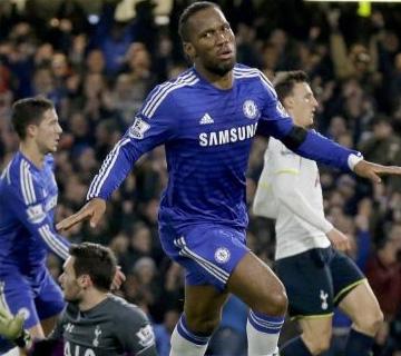 Mourinho Hails Chelsea Team, Singles Out Drogba