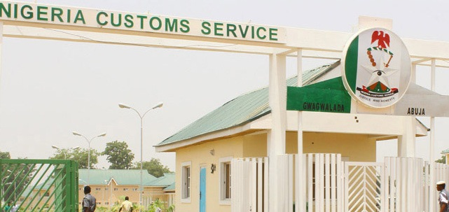 Ogun Customs Impound 90 Sacks Of Indian Hemp