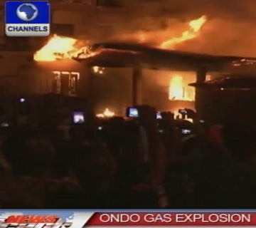 Many Injured, Property Destroyed As Gas Explosion Rocks Akure