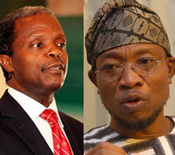 Osinbajo, Aregbesola Appear In Court As APC Opens Defence At Osun Tribunal