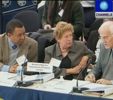 Peace Game Summit Focuses On Terrorism Impact On Nigeria's Economy