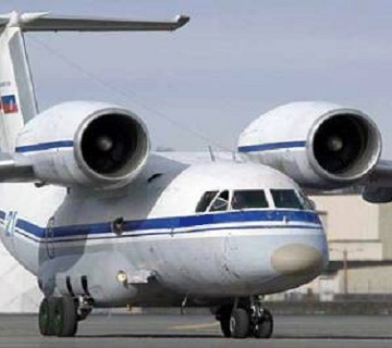 Plane Carrying Arms Intercepted In Kano