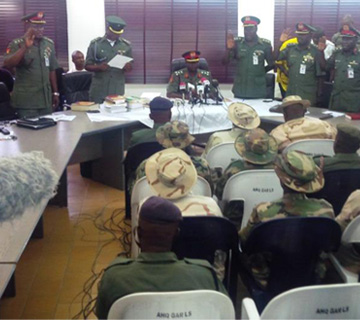 Another Batch Of Soldiers Sentenced To Death By Court Martial