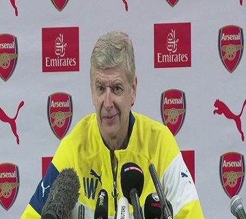 Arsenal Will Sign In January If Right Opportunity Presents Itself – Wenger