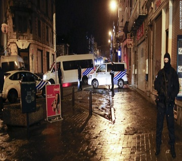 2 Killed In Belgium Anti-terror Raid