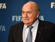 A file photo of former FIFA chief, Sepp Blatter.